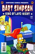 Bart Simpson-King Of Late-Night
