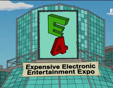 Exposição de Entretenimento Eletrônico de Alto Custo