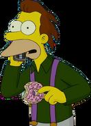 Lenny Leonard in The Simpsons Movie