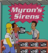 Myron'ssirens