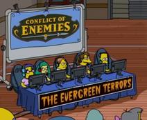 The Evergreen Terrors