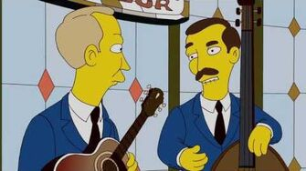 The Simpsons Smothers Brothers Dream