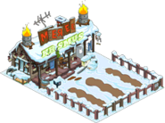 Festive Cletus's Farm Tapped Out