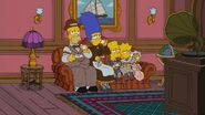 Politically Inept, with Homer Simpson Couch gag 1