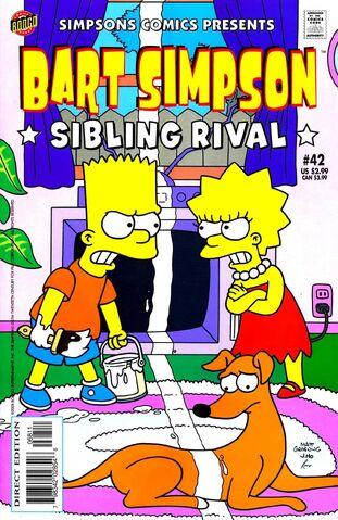 File:Bart Simpson-Sibling Rival.JPG