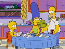 Homer emprego de volta