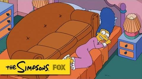 """In Homer's Absence from """"The Saga of Carl Carlson"""" THE SIMPSONS ANIMATION on FOX"""