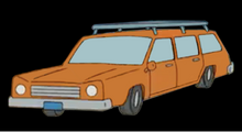 Marge's Car (Simpson's Wiki)