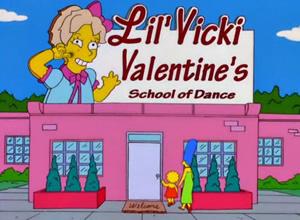Pequena Vicki