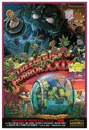 Simpsons THOH XXIX Poster