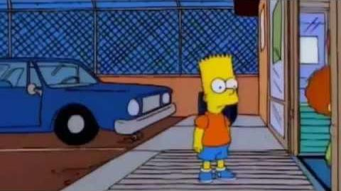 The Simpsons full episode -- Bart Sells His Soul --