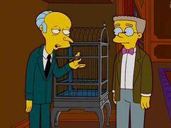 Homer patron de la centrale