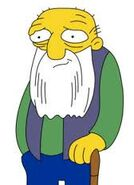 Jasper Beardley Simpsons