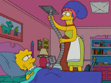 Marge faxina geral quarto lisa