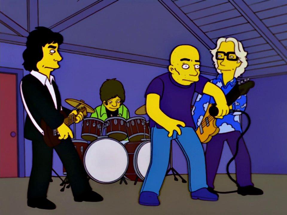 R.E.M. | Simpsons Wiki | Fandom