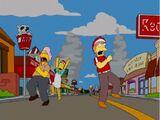 Fast-Food Boulevard