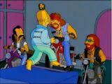 Homer et sa bande