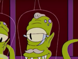 Treehouse of Horror XV/Appearances