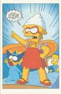 Lisa the Conjuror (Bartman 5 - Part Two Sisters Are Doin' It For Themselve