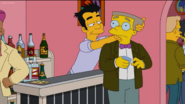 The burns cage - smithers and julio 4