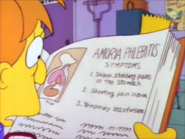 Amoria Phlebitis