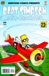Bart Simpson-Self-Promoter