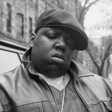 Biggie smalls photo by clarence davis new york daily news archive getty 97348258