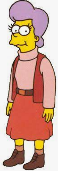 Mona Simpson avat0