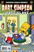 Bart Simpson-Wage Slave