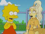 Lisa Goes Gaga