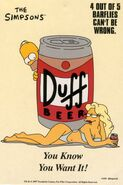 Poster duff