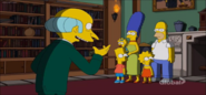 The Simpsons - Monty Burns' Fleeing Circus 1