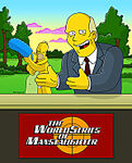 Treehouse of Horror XVI (Promo Picture) 3