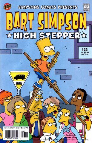File:Bart Simpson-High Stepper.JPG