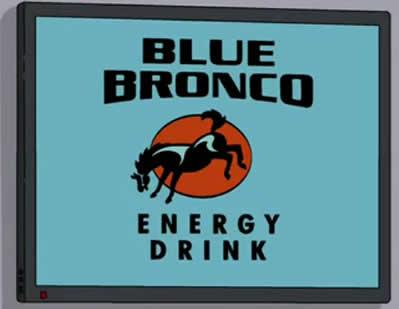 Blue Blronko