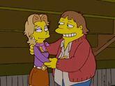 Chloe e Barny giovani