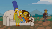 Couch Ranch couch gag (11)