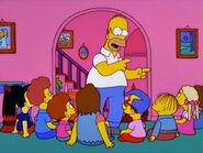 Homer sing-along children