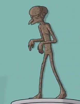 L'Homme qui marche