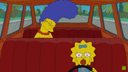 Marge, you idiot