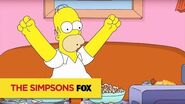 "THE SIMPSONS A Thing Of The Past from ""Friend with Benefit"" ANIMATION on FOX"