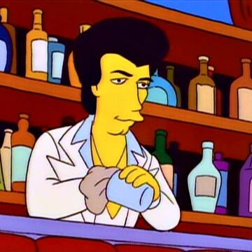 John Travolta | Simpsons Wiki | Fandom