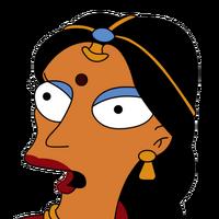 Manjula Nahasapeemapetilon