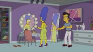 Marge Simpson in Wrecking Queen Scenes 17