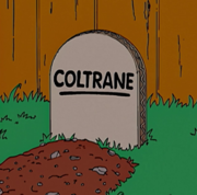 Nagrobek Coltrane