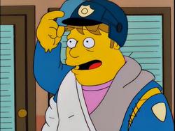 Simpson Police Cops