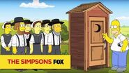 "THE SIMPSONS Little Boy's Room from ""Lisa with an 'S"" ANIMATION on FOX"