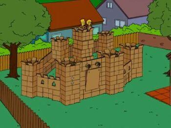 box fort simpsons wiki fandom powered by wikia