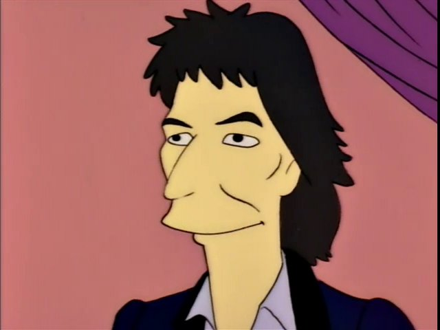 Simpsons George