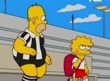 Homer arbitro 18x17 04 lisa brava